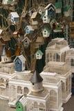 Casas del pájaro Imágenes de archivo libres de regalías