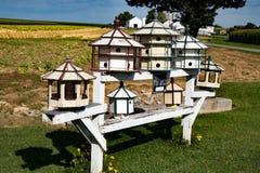 Casas del pájaro Imagenes de archivo