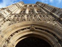 Casas del parlamento Fotos de archivo libres de regalías