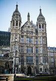 Casas del parlamento Foto de archivo libre de regalías
