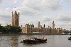 Casas del parlamento Imágenes de archivo libres de regalías