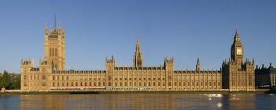 Casas del parlamento Fotografía de archivo