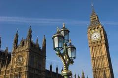 Casas del parlamento Fotografía de archivo libre de regalías