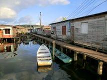 Casas del zanco Fotos de archivo