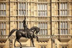 Casas do parlamento Imagens de Stock Royalty Free