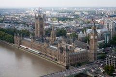 Casas do parlamento fotografia de stock royalty free