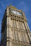 Casas do parlamento Londres - Ben grande Imagens de Stock Royalty Free