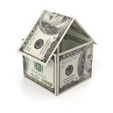 Casas dos bens imobiliários?, planos para a venda ou para o aluguel Imagens de Stock Royalty Free