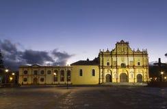 Casas dos las de San Cristobal Fotografia de Stock