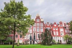 Casas em Amsterdão Foto de Stock Royalty Free