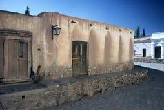 Casas em Cachi, Salta, Argentina fotos de stock