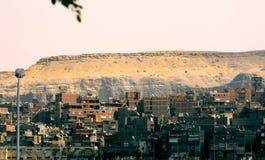 Casas em Egito Foto de Stock