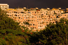 Casas em Tenerife Imagens de Stock