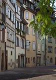 Casas en Colmar Imagenes de archivo