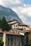 Casas en Grenoble Fotos de archivo