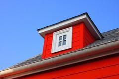 Casas European-style. Imagen de archivo libre de regalías