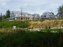 Casas extravagantes Imagens de Stock Royalty Free