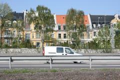 Casas finas Foto de archivo