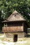 Casas históricas Imagen de archivo libre de regalías