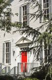 Casas históricas Fotos de Stock Royalty Free