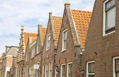 Casas holandesas típicas Fotos de Stock Royalty Free