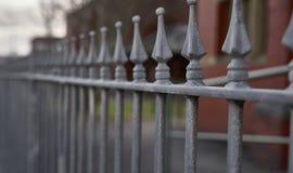 Casas inglesas típicas imagem de stock
