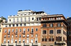 Casas italianas Fotografia de Stock