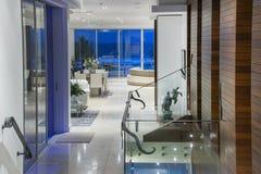 Casas luxuosas Fotografia de Stock Royalty Free