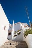 Casas mediterráneas Imagen de archivo libre de regalías