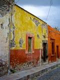 Casas mexicanas Fotografia de Stock