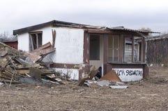 Casas perdidas imágenes de archivo libres de regalías