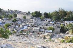 Casas quebradas. Fotografía de archivo