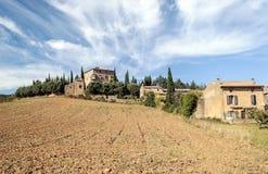 Casas rurais Imagem de Stock