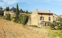 Casas rurais Imagem de Stock Royalty Free