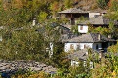 Casas rurais velhas Imagens de Stock