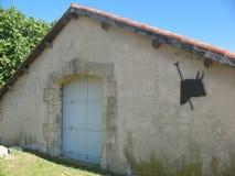 Casas rurales de Camargue, Francia Fotografía de archivo libre de regalías