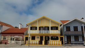 Casas típicas Imagens de Stock