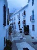 Casas típicas de Frigiliana Imagem de Stock Royalty Free