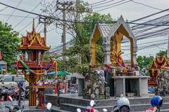 Casas tailandesas del alcohol Fotos de archivo