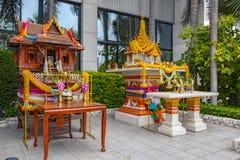 Casas tailandesas del alcohol Imagenes de archivo