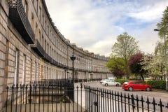 Casas Terraced Fotografia de Stock Royalty Free