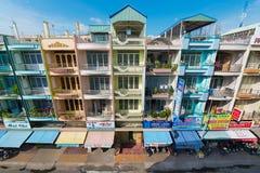 Casas típicas de Vietnam Imagen de archivo