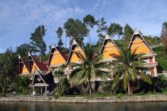 Traditional houses Fotografía de archivo