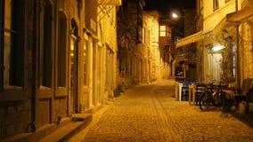 casas turcas tradicionais, destino do curso, alacati, cesme, peru video estoque