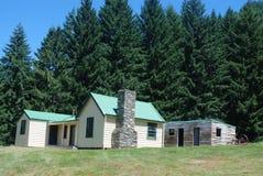 Casas velhas Imagem de Stock Royalty Free