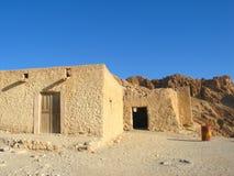 Casas velhas Fotografia de Stock