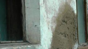 casas velhas, CAZAQUISTÃO, Atyrau vídeos de arquivo