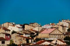 Casas velhas em Marselha Imagens de Stock Royalty Free