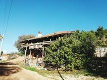 Casas viejas Foto de archivo