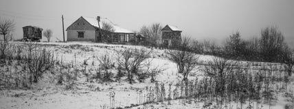 Casas viejas Imagen de archivo